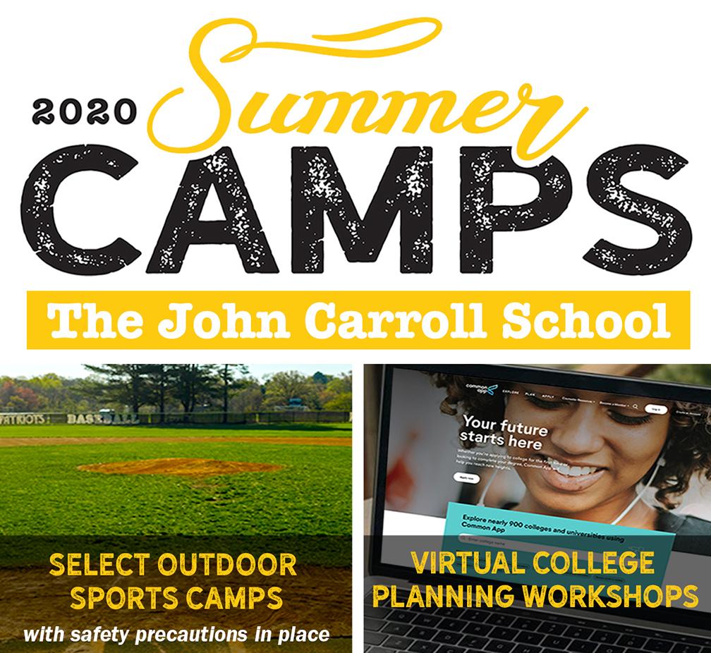 Summer Programs 2019 The John Carroll School